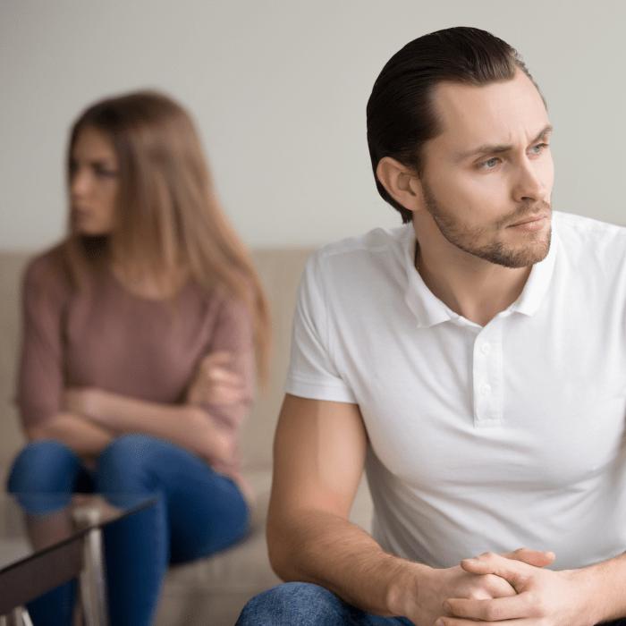 cohabitation disputes